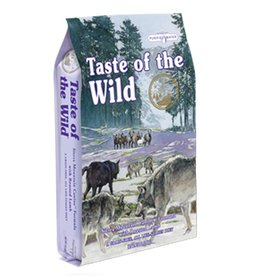 TASTE OF THE WILD Taste of the Wild Sierra Mountain Dog Food