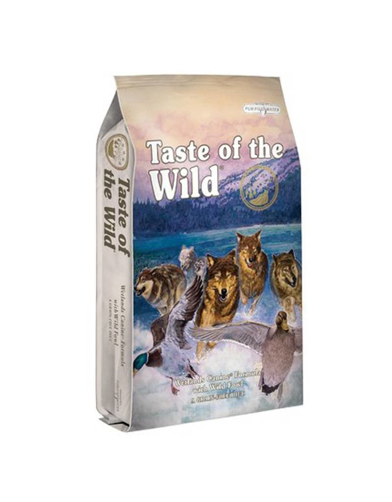 TASTE OF THE WILD Taste of the Wild Wetlands Dog Food