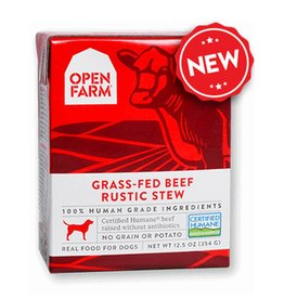 OPEN FARM Open Farm Rustic Beef Stew for Dogs 12.5oz