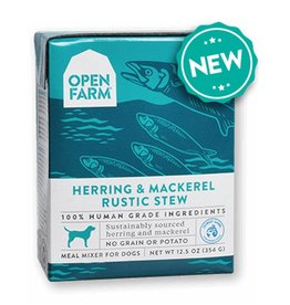 OPEN FARM Open Farm Rustic Herring & Mackerel Stew for Dogs 12.5oz