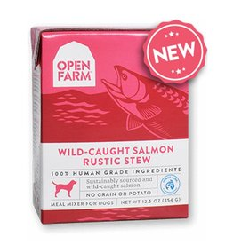 OPEN FARM Open Farm Rustic Salmon Stew for Dogs 12.5oz
