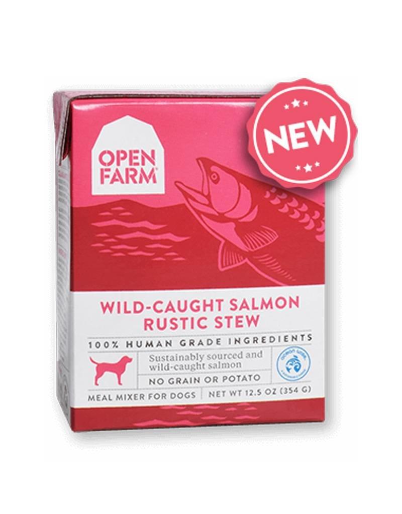 OPEN FARM Open Farm Rustic Salmon Stew for Dogs 12.5oz (Case of 12)