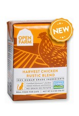 OPEN FARM Open Farm Rustic Chicken Blend for Cats 5.5oz (Case of 12)