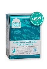 OPEN FARM Open Farm Rustic Herring & Mackerel Blend for Cats 5.5oz (Case of 12)