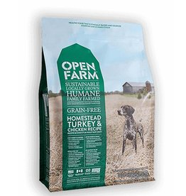 OPEN FARM Open Farm Homestead Turkey & Chicken Dog Food