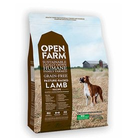OPEN FARM Open Farm Pasture Raised Lamb Dog Food