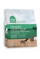 OPEN FARM Open Farm Freeze Dried Turkey Dog Food 13.5oz