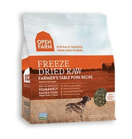OPEN FARM Open Farm Freeze Dried Pork Dog Food 13.5oz