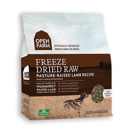 OPEN FARM Open Farm Freeze Dried Lamb Dog Food 13.5oz