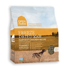 OPEN FARM Open Farm Freeze Dried Chicken Dog Food 13.5oz