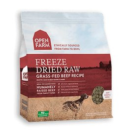 OPEN FARM Open Farm Freeze Dried Beef Dog Food 13.5oz