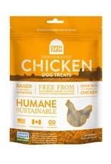 OPEN FARM Open Farm Dehydrated Chicken Dog Treats 4.5oz