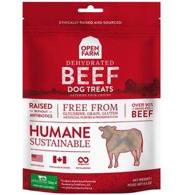 OPEN FARM Open Farm Dehydrated Beef Dog Treats 4.5oz