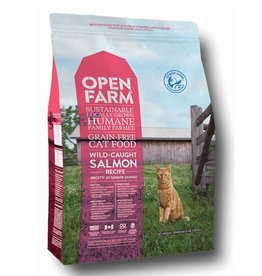 OPEN FARM Open Farm Wild Caught Salmon Cat Food