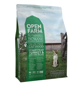 OPEN FARM Open Farm Homestead Turkey & Chicken Cat Food