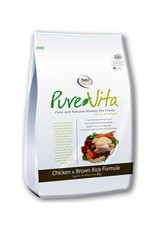 PURE VITA Pure Vita Chicken & Brown Rice Dog Food