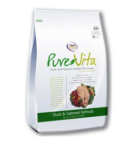 PURE VITA Pure Vita Duck & Oatmeal Dog Food