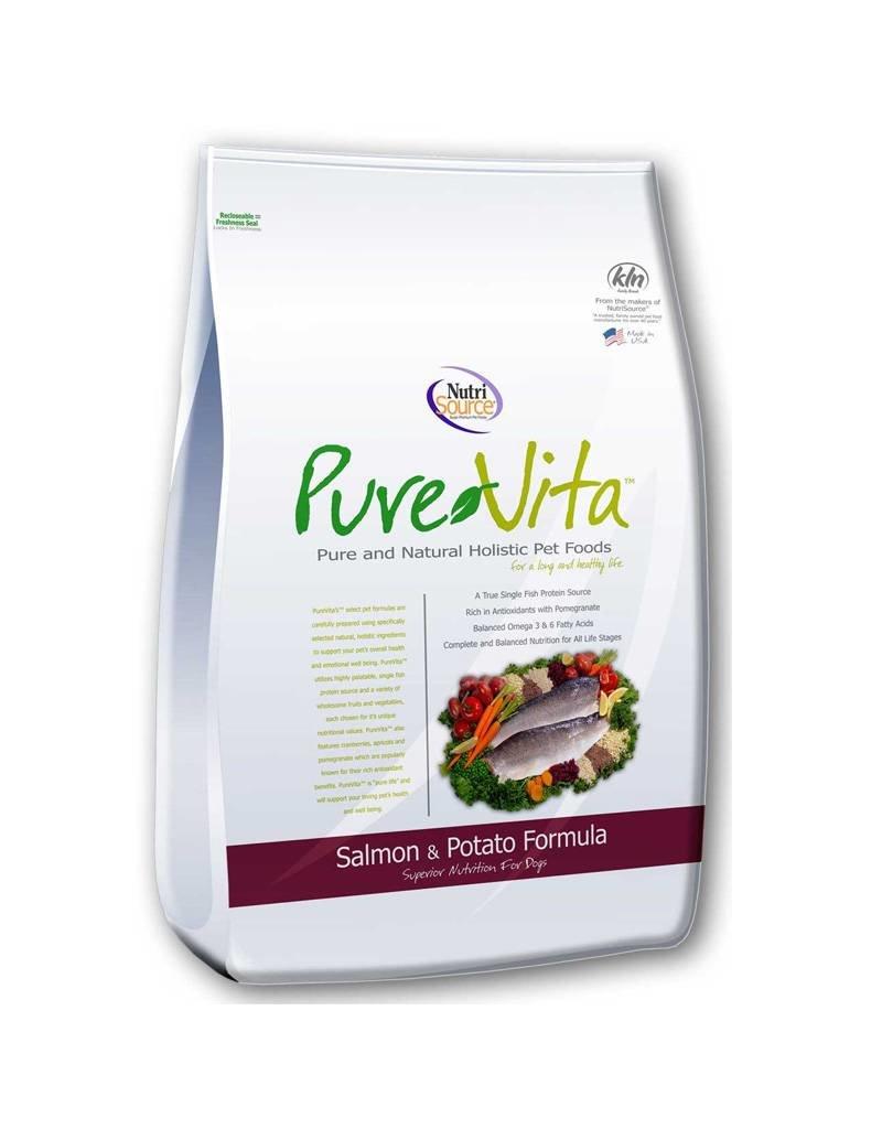 PURE VITA Pure Vita Salmon & Potato Dog Food