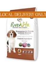 PURE VITA Pure Vita Grain Free Kangaroo & Green Lentils Dog Food