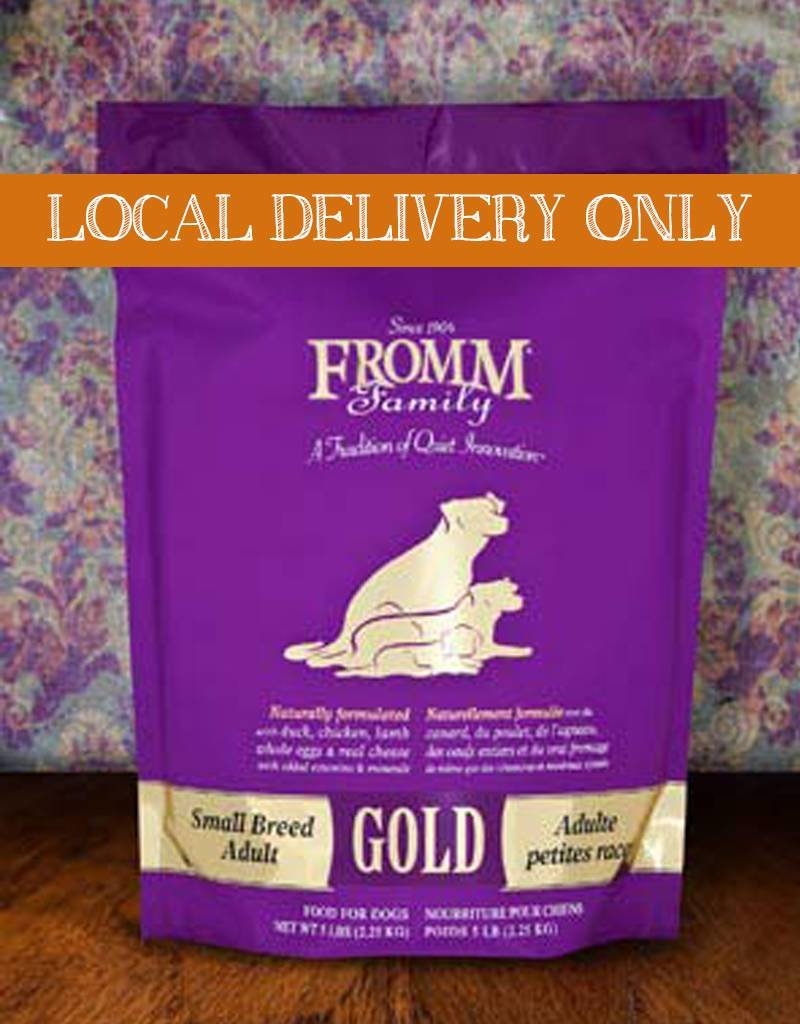 FROMM Fromm Gold Adult Small Breed Dog Food