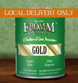 FROMM Fromm Gold Pate Lamb 12.2oz Canned Dog Food (Case of 12)