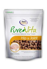 PURE VITA Pure Vita Hip & Joint Chicken Dog Treats 6oz