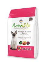 PURE VITA Pure Vita Grain Free Salmon & Peas Cat Food