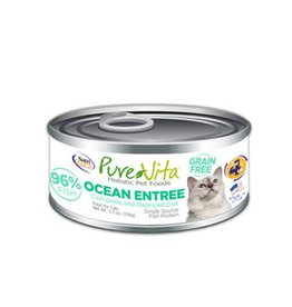 PURE VITA Pure Vita 96% Fish Ocean Entree for Cats