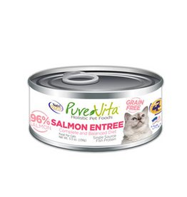 PURE VITA Pure Vita 96% Salmon Entree for Cats