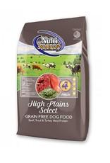 NUTRISOURCE Nutrisource Grain Free High Plains Select Dog Food