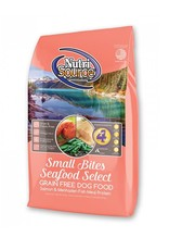 NUTRISOURCE Nutrisource Grain Free Seafood Select Small Bites Dog Food
