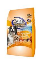 NUTRISOURCE Nutrisource Lamb & Rice Dog Food