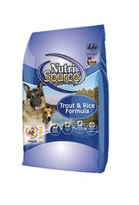 NUTRISOURCE Nutrisource Trout & Rice Dog Food