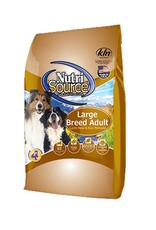 NUTRISOURCE Nutrisource Lamb & Rice Large Breed Dog Food