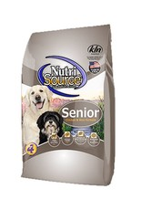 NUTRISOURCE Nutrisource Chicken & Rice Senior Dog Food