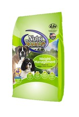 NUTRISOURCE Nutrisource Chicken & Rice Weight Management Dog Food
