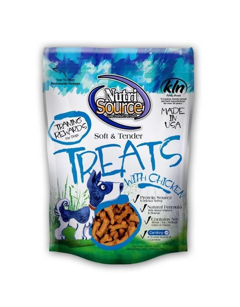 NUTRISOURCE Nutrisource Soft & Tender Chicken Dog Treats 6oz