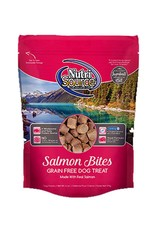 NUTRISOURCE Nutrisource Grain Free Salmon Bites Dog Treats 6oz