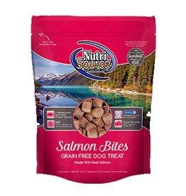 NUTRISOURCE Nutrisource Grain Free Salmon Bites Dog Treats