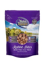 NUTRISOURCE Nutrisource Grain Free Rabbit Bites Dog Treats 6oz