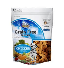 NUTRISOURCE Nutrisource Grain Free Chicken Biscuits for Dogs