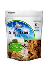 NUTRISOURCE Nutrisource Grain Free Whitefish Biscuits for Dogs 14oz