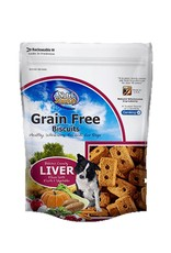 NUTRISOURCE Nutrisource Grain Free Liver Biscuits for Dogs 14oz