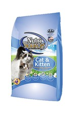 NUTRISOURCE Nutrisource Chicken, Salmon & Liver Cat Food