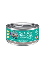 NUTRISOURCE Nutrisource Grain Free Great Northwest Select Canned Cat Food 12/5.5oz