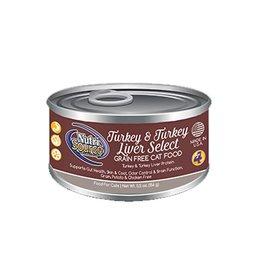 NUTRISOURCE Nutrisource Grain Free Turkey & Liver Canned Cat Food