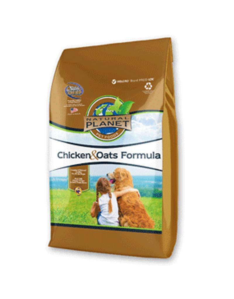 NATURAL PLANET Natural Planet Organic Chicken & Oats Dog Food