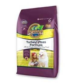 NATURAL PLANET Natural Planet Grain Free Organic Turkey & Peas Dog Food