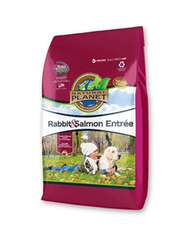 NATURAL PLANET Natural Planet Grain Free Rabbit & Salmon Dog Food