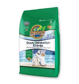 NATURAL PLANET Natural Planet Grain Free Duck & Whitefish Dog Food
